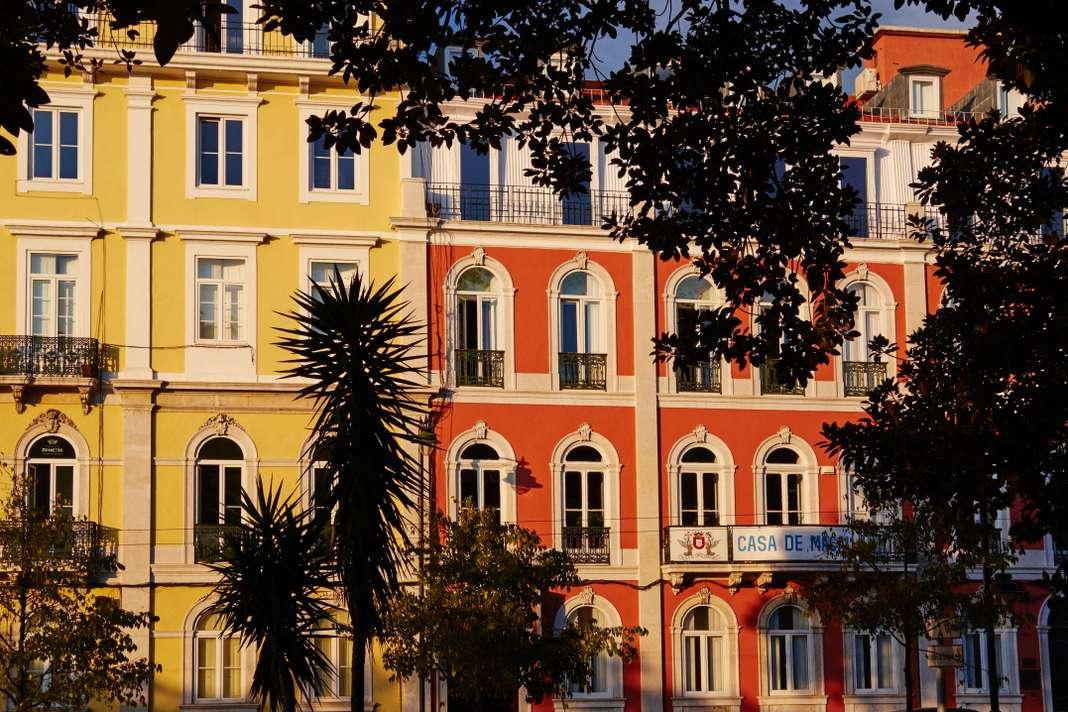 Immobilier à Lisbonne.