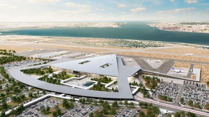 Vinci va créer un deuxième aéroport à Lisbonne