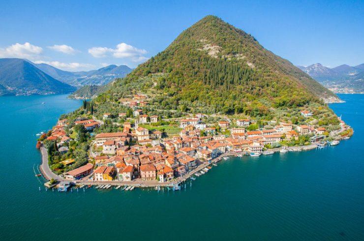 Monte Isola - Italie